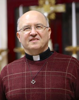 Nomeação do Vigário Geral da Congregação