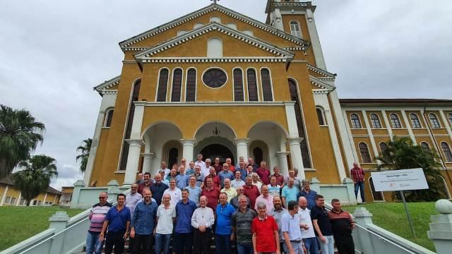 Encontro dos Ex-Seminaristas SCJ