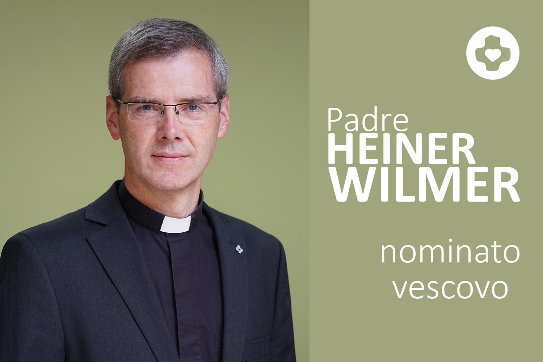 P. Heiner Wilmer SCJ nomeado bispo