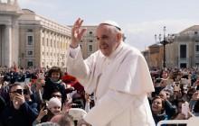 Papa Francisco irá ao Japão e a Tailândia em novembro